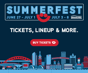 Summerfest 2018 Tickets 300x250