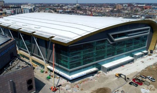 Fiserv Forum name announced